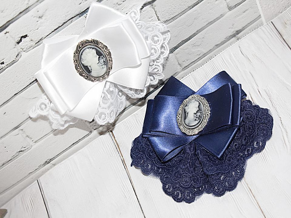 Брошь - галстук  на блузу Arco Carino