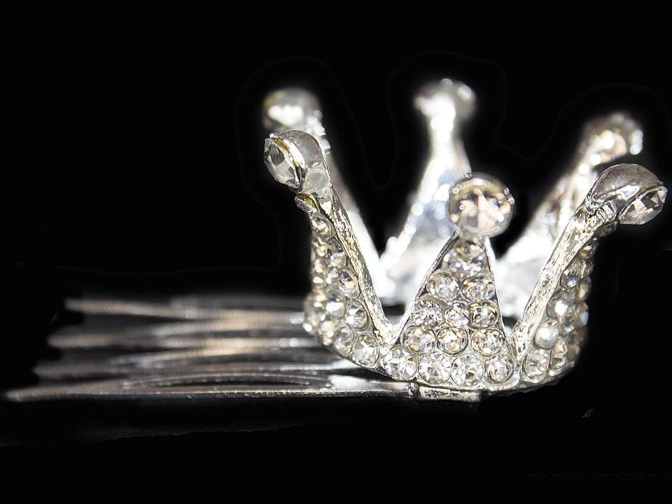 Гребень Корона средняя