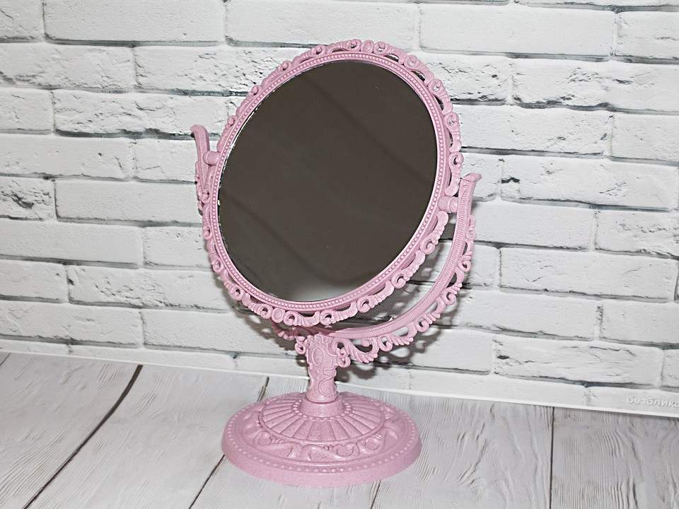 Зеркало косметическое Диаметр 25 см
