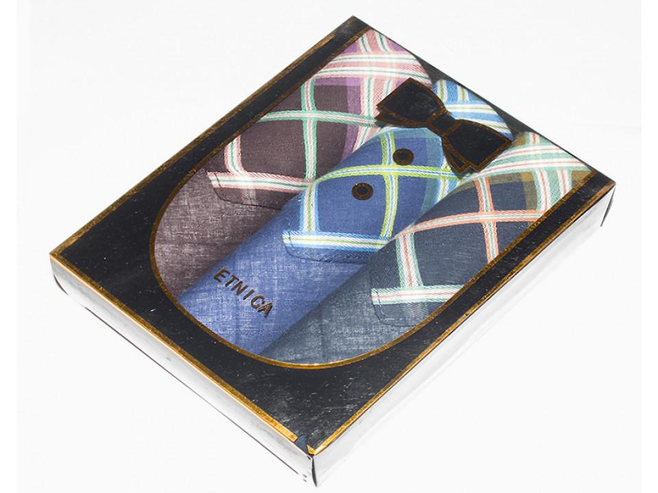Набор носовых платочков 3 шт. в упаковке